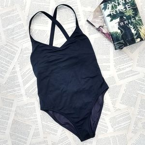 New MADEWELL Second Wave Crisscross One Piece Suit
